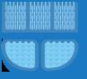 Abwasser-Pflanzen-Filter-Reinigung