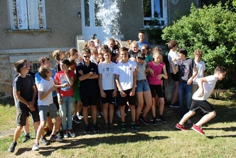 Camp pour adolescents 2016